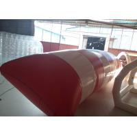 Wholesale Durable Large Inflatable Water Toys Water Catapult Blob With Logo Printing from china suppliers