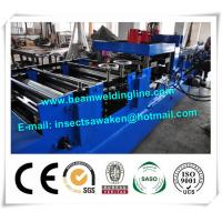 Wholesale Quick Changeable C Z Purlin Roll Forming Machine / Tube End Forming Machine from china suppliers