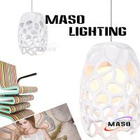 Wholesale Coral Resin Pendant Lamp Fittings Lighting Accessories MS-P1009 Factory Wholesale from china suppliers