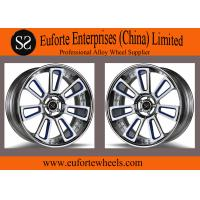 Wholesale Susha Wheels - Polished Blue Windows Forged Wheels Painted Polished from china suppliers