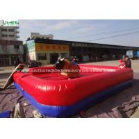 Wholesale Inflatable Rodeo Bull Ride Arena For Adults N Kids Outdoor Chanllenge from china suppliers