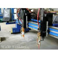 Wholesale 4000mm VFD Control CNC Plasma Cutting Machine with Double Drive System 380V from china suppliers