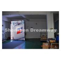 Quality Commercial 1/2 Scan square Outdoor Advertising LED Display Rear Maintenance for sale