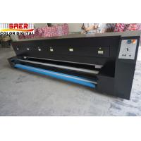 Wholesale 3.2m Large Size Heat Sublimation Machine Automaticly Multicolor Dual CMYK from china suppliers