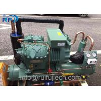 Quality Bitzer 4DES-5Y Water Cooled Refrigertion Condensing Unit For Cold Room for sale