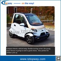 Quality With independent safety guard belt electric differential rickshaw vehicle/car for sale