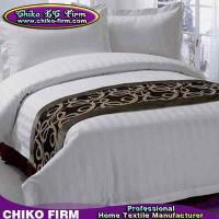 Buy cheap Customized Sizes Pure Cotton 200TC Travelling Hotel Duvet Cover Sets from wholesalers