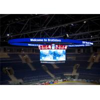 Wholesale Professional led display outdoor large stadium led display screen with full color from china suppliers
