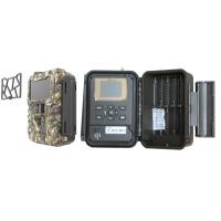 China Motion Sensor Hunting Trail Camera That Send Pictures To Your Phone , Remote Trail Camera  for sale