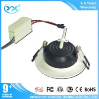 Wholesale 3W / 9W / 15W led ceiling down light , 5500k led dimmable downlights from china suppliers