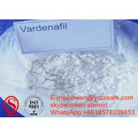 Wholesale Vardenafil Powder Male Sex Hormones Homebrew Levitra Anti ED Capsule Raw Source from china suppliers