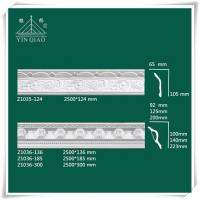 Buy cheap Chinese interior decorative gypsum plaster gesso coving from wholesalers