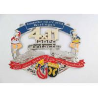 Wholesale Lynn Anna Carnival Medal By Zinc Alloy , Soft Enamel , Antique Nickel Plating from china suppliers