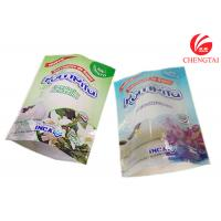 PET / NY / PE Self Standing Doypack Pouch for Detergent Packaging