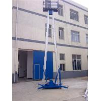 Wholesale Electric Aluminum Alloy Telescopic Manlift Platform / aerial work platform lift from china suppliers
