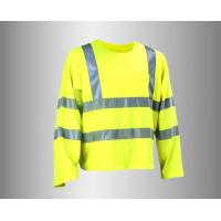 Wholesale OEM/ODM/Private Label Long Sleeve Hi Vis Shirt, 3M Tape, High Visibility from china suppliers