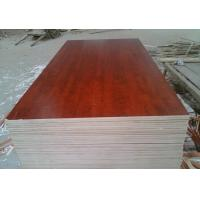 Wholesale WBP glue melamine plywood for Mauritius market with water proof features from china suppliers