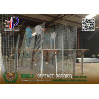 Quality HMIL19 2.74m high HESLY Defensive Barrier for Military Security | ISO certificated China company for sale