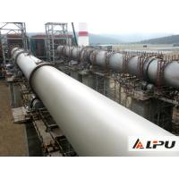 Wholesale High Capacity Lime / Limestone Rotary Kiln Equipment In Cement Production Line from china suppliers