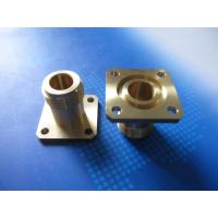 Quality Stainless Steel CNC Machining Parts , Brass Parts With Anodizing For Medical Equipment / Food Machinery for sale