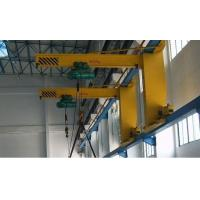 Wholesale Overhead Lifting Equipment Cantilever Gantry Crane / Semi Gantry Crane from china suppliers