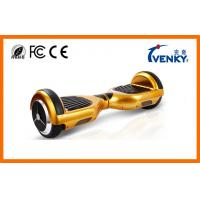 Buy cheap Smart two wheeled self balancing vehicle , Self Balanced Scooter you stand on from wholesalers