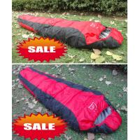 Wholesale Army Camping Gear Nylon Winter Sleeping Bags for -20 C -10C - +5 C from china suppliers