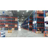 Wholesale Custom Powder Coating Warehouse Rack Numbering System 2500kg / Layer Capacity from china suppliers