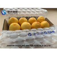 Wholesale Food Grade Air Cushion Film 400 X 288mm Air Cushion Bag For Fruits Eco - Friendly from china suppliers