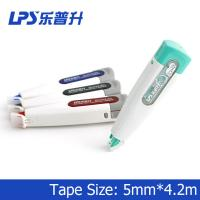 Wholesale Eco Friendly Refillable Correction Tape Roller , Correction Tape Pen T-90084 from china suppliers