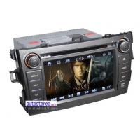 "Wholesale 7"" Car Stereo DVD GPS Navigation System  for Toyota Corolla from china suppliers"
