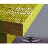 Quality Rigid Rockwool Insulation Board , High Strength Roofing Insulation Board for sale