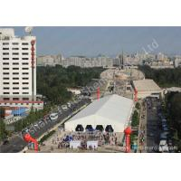 Wholesale 30X150M large exhibition tent , Square car show tent 850gsm PVC Fabric Cover from china suppliers
