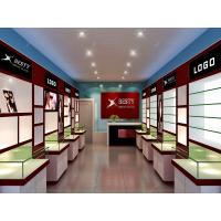 Wholesale LED lighting sunglasses shop center designing from china suppliers