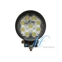 Wholesale 9X3W LED vehicle head light, boat floodlights, trailer light, SUV/RV/ATV driving light from china suppliers