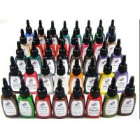 Wholesale OEM 1oz 2oz Japanese Kuro Sumi Eternal Tattoo Ink for Tattooing Body from china suppliers