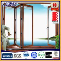 Wholesale aluminium bi folding and sliding doors from china suppliers
