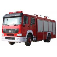Wholesale 10CBM 4X2 290HP Fire Fighting Truck , Agricultural Fire Engine Truck For Landscaping from china suppliers