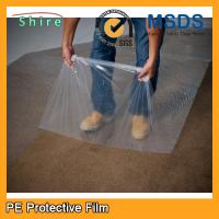 Wholesale Automotive Carpet Protection Film PE Protective Tape With Solvent Glue from china suppliers