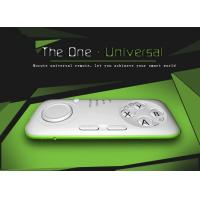 Quality Wireless Remote Joystick Controller , IOS Bluetooth Android Gamepad Smart Phone for sale