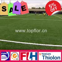 Wholesale 50mm outdoor artificial grass lawn/synthetic soccer grass from china suppliers