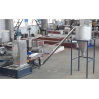 Buy cheap LLDPE film granulation machine LDPE film pelletizing machinery film recycling machinery from wholesalers