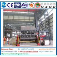 Wholesale MCLW12-60*3200 4 roller plate rolling machine, 4 roll plate bending machine,  plate rolling machine manufacturer from china suppliers