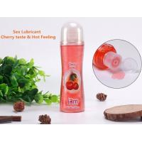 Wholesale Top Rated Personal Lube Citrus Lubricant Oil Sex Flavored Personal Lube 100ml from china suppliers