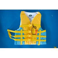 Buy cheap Water Park Inflatable Life Jacket / Life Vest For Sea Or Lake from wholesalers