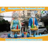 Wholesale Commercial Inflatable Cartoon Characters Display With Logo Printing /  inflatable sarah from china suppliers