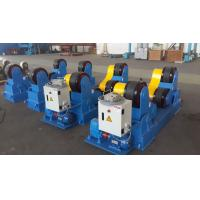 Wholesale HGZ Pipe Welding Rollers Digital Display Truning Speed 1000mm / min Danfoss VFD from china suppliers