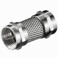 F Connector F male to male F coupler connector