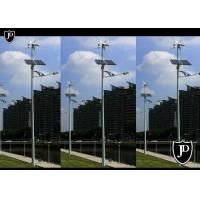 Wholesale 2pcs 12V150AH Battery Solar Wind Hybrid Street Light 90W DC24V For Bill Board Lighting from china suppliers