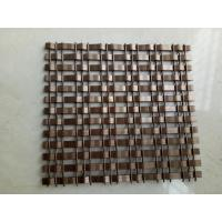 Wholesale decorative metal screen mesh for room divider panel mesh from china suppliers